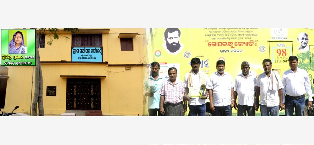 Gopabandhu Jyoti Award 2017
